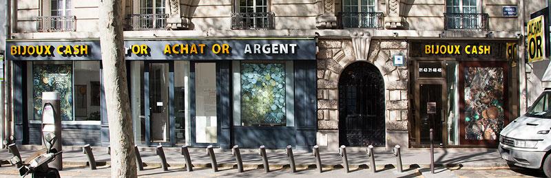 Vendre Or Bijoux Paris